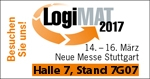 LogiMAT 2017 - Halle 7 Stand 7G07