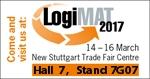 LogiMAT 2017 - Hall 7 Stand 7G07